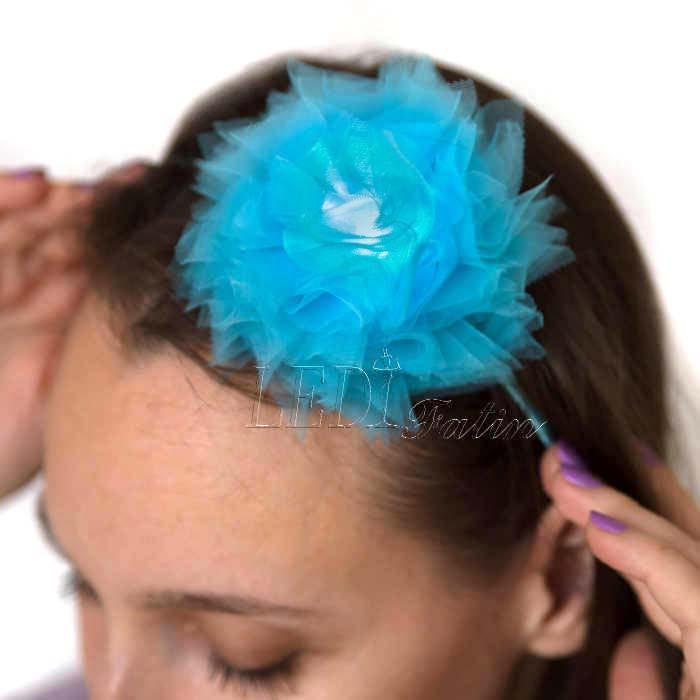 Ободок для волос Корона Эльзы