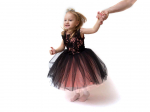 """Детское вечернее платье """"Королева"""" без подсветки"""